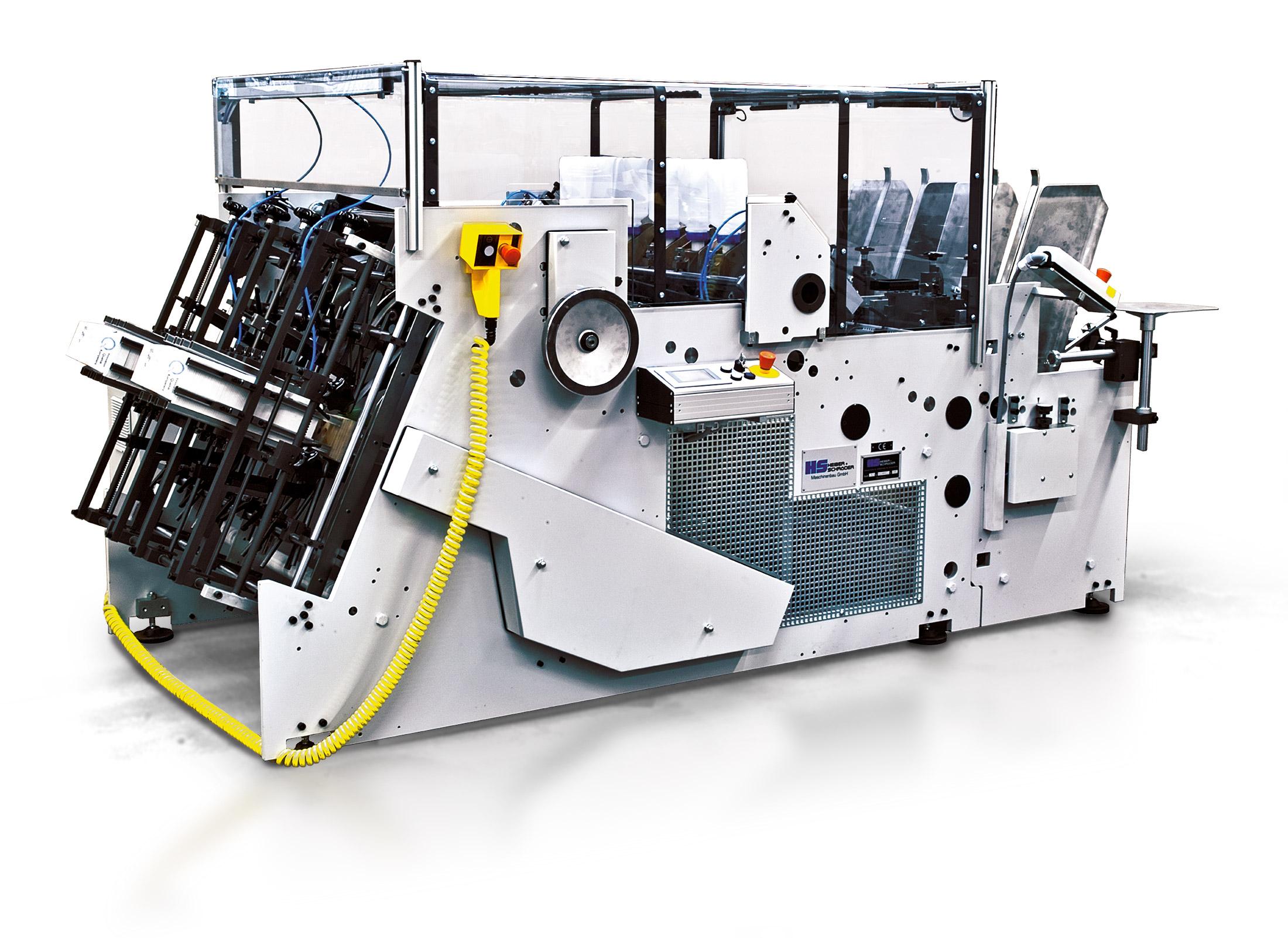 CE 1000 Maschine