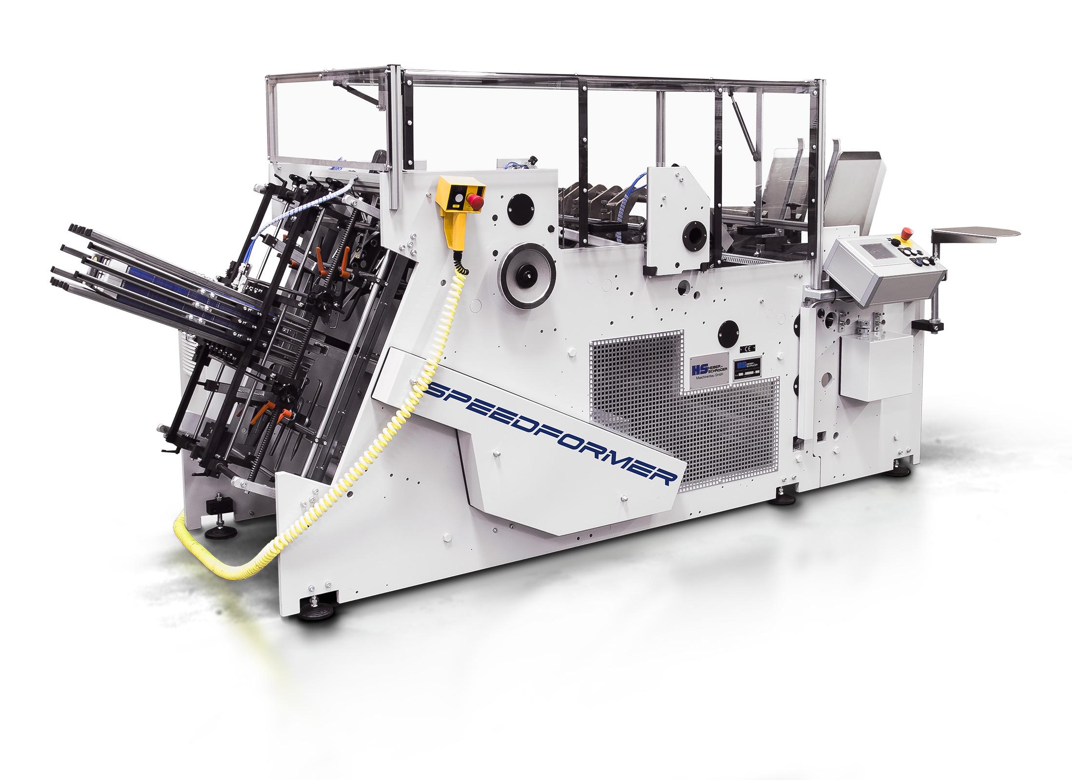 speedformer machine