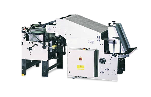 Pre-feeder Addon of the series PF for window patching machines